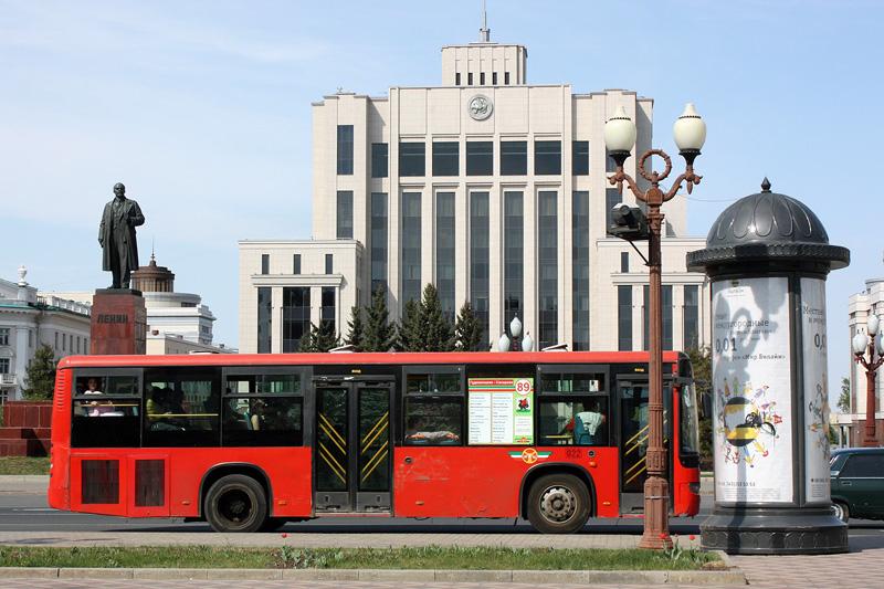 А вот остановку троллейбуса